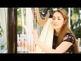 Kathrin Butterfly (Катерина Бабочкина)- harp,