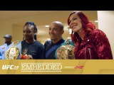 UFC 218 Embedded: Vlog Series - Episode 5