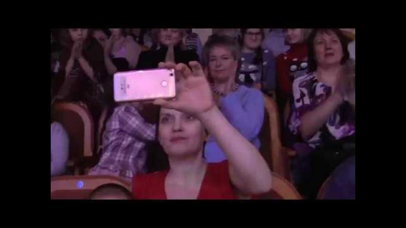Славич Мороз и Юлия Моргоева -Тройка в театре Людмилы Рюминой