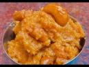 Суджи ка Халава — индийская сладость из манки