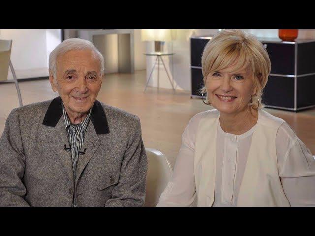 Charles Aznavour - Intégrale du 14/01/2018 - Thé ou Café