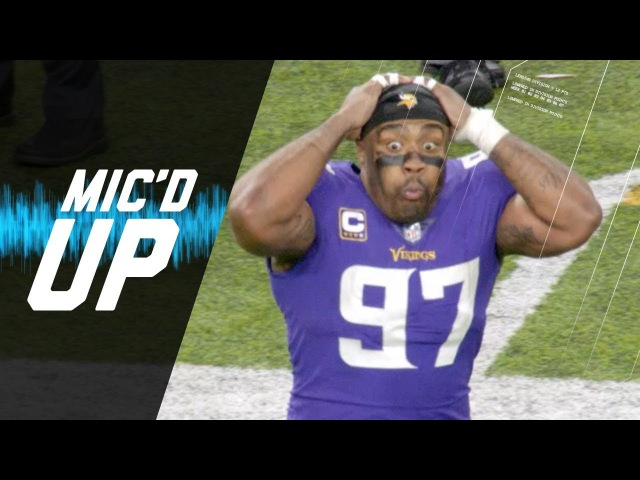 Micd Up Saints vs. Vikings Divisional Round We Need a Minneapolis Miracle | NFL Sound FX
