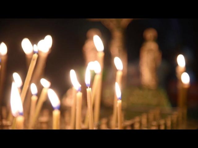 Рождественская служба в главном храме Карелии