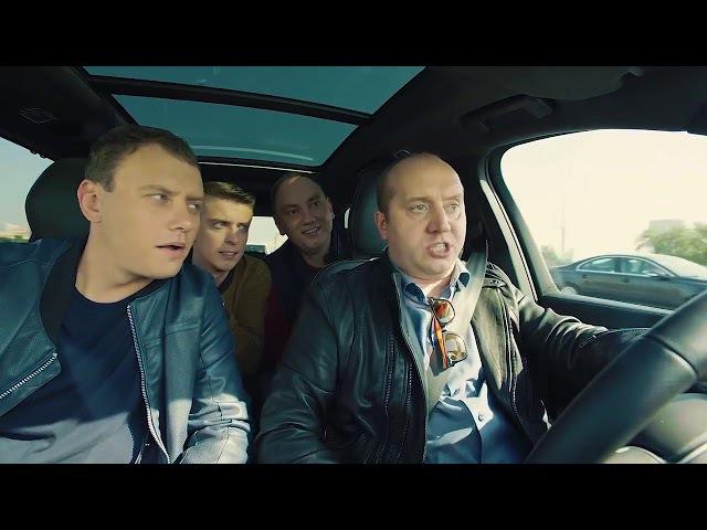 Кадры с нового сезона 3 Полицейский с рублевки Яковлев рассказывает анекдот