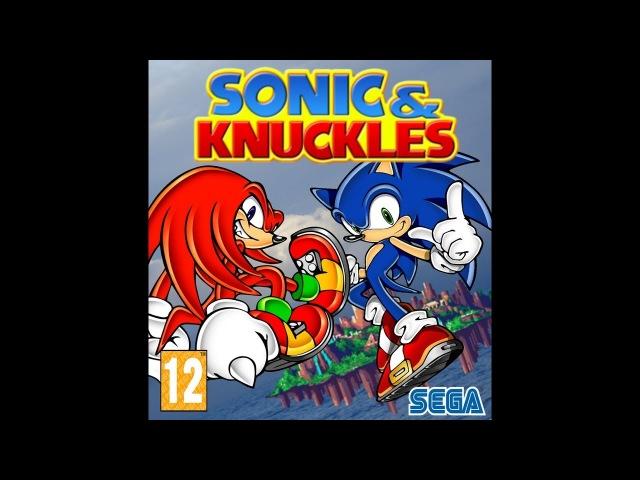 Sega , Sonic and Knuckles, полное прохождение