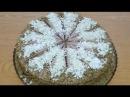 Торт без выпечки ЗАДАВАКА ⫷◆⫸ Самый простой рецепт.