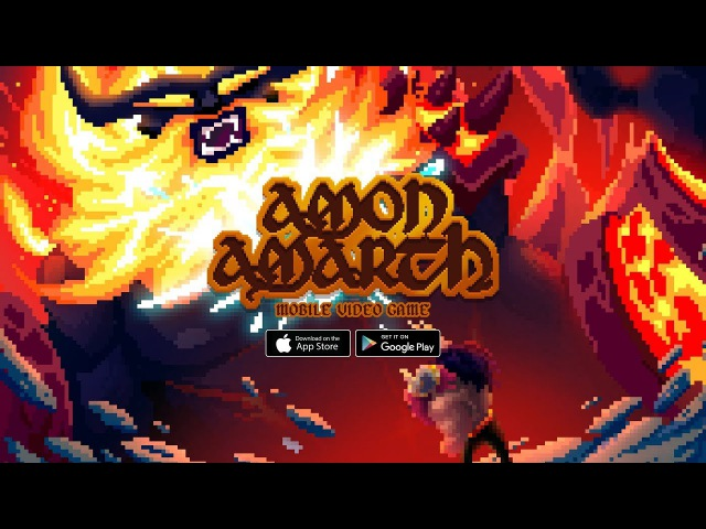 Amon Amarth: Mobile Video Game