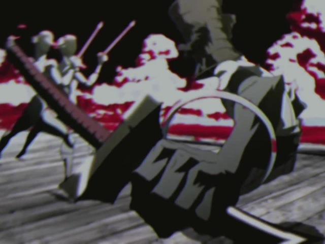 Bloody Samurai (prod. VISAGE)