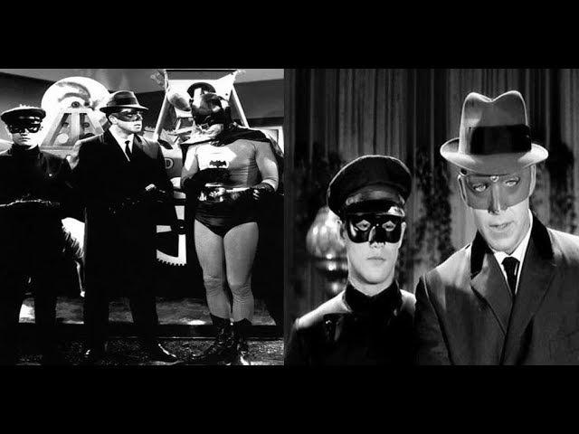 Брюс Ли - Бэтмен / Зеленый Шершень (1966 г)