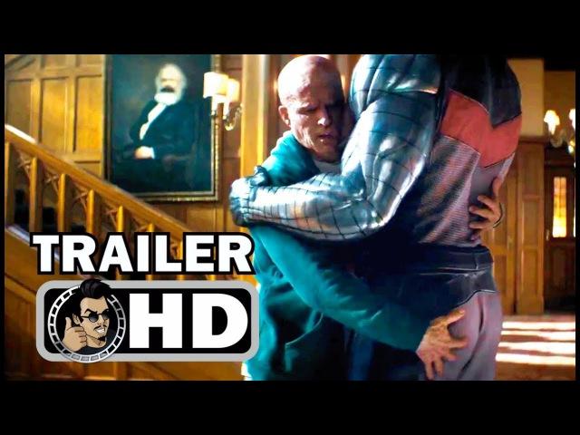 DEADPOOL 2 Official International Trailer 1