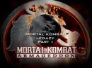 Mortal Kombat Armageddon K.A.F - MK Legacy characters - Part 1
