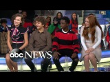 The cast of 'Stranger Things' dishes on the new season