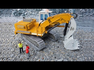 Car Planet - JCB Excavator Digging with Dump Truck Kids Video | Cars & Trucks Cartoon for Children