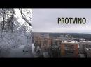 ЗИМАПРОТВИНОВИДСВЕРХУДРОННАУКОГРАДКАРЬЕРКРАСОТАМЕДИТАЦИЯWINTER IN PROTVINO. VIEW FROM ABOVE. MOSCOW REGION. RUSSIA 2018-02-02