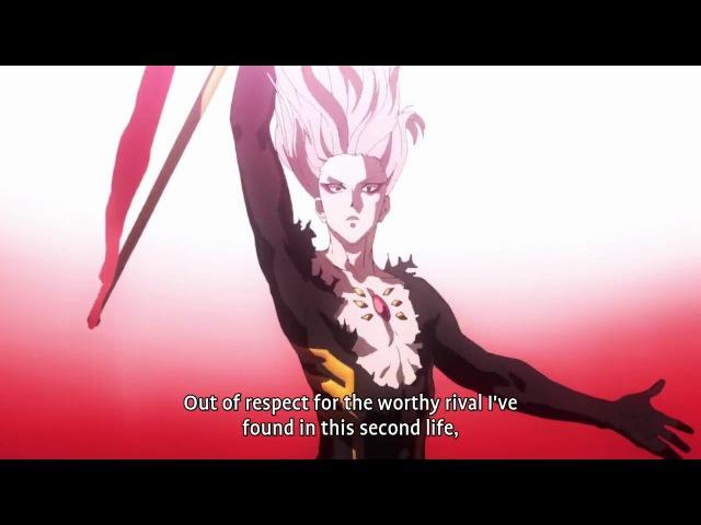 Fate/Apocrypha - Karna vs Siegfried | Full Fight カルナVSジークフリート