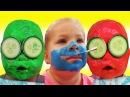 Куклы Беби Бон В САЛОНЕ КРАСОТЫ и Новый Горшок Видео для Детей про Игрушки Девочек Кукла Baby Born