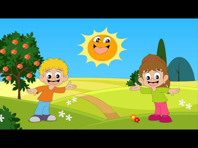 Frühling | Kinderlieder | Kindergarten Songs | Kinder Tanz Songs von Minidisco