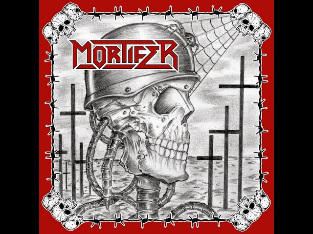 MetalRus.ru (Thrash Metal). MORTIFER — «Бессмысленная война» (1991) [2014] [Full Album]