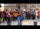 El Mejor Artista Callejero De Todos Los Tiempos El Publico Es Suyo | El Mejor Cantante ✓