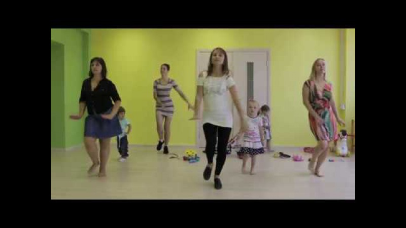 Танцы_Объединяют 2017 танцевальный флешмоб для мам