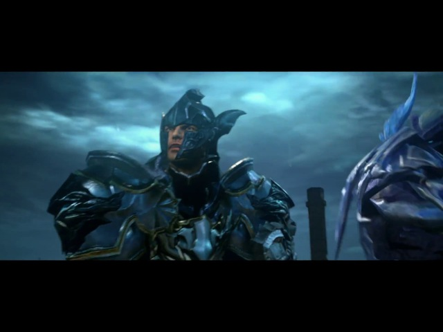 Aion - Flower of Ice Cinematic