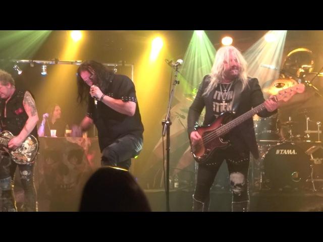 Sinner - Rebel Yell - Live in Nuremberg 16.05.2017