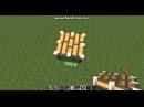 Как сделать ракету в майнкрафт 1.8