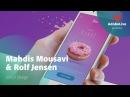 UX Design with Mahdis Mousavi Rolf Jensen 3/3