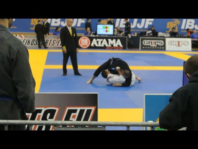 European Open BJJ 2014 Blue belt Adult Medium Heavy 88,3 1 16 Final MAGOMET MATIEV PARISOT JULIEN