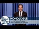Sen. Al Franken Resigns, Presi-Dent Denture Adhesive - Monologue