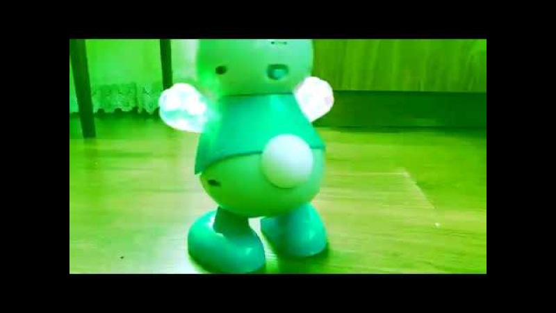 Dancing rabbit