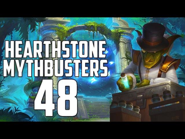 Hearthstone Mythbusters 48