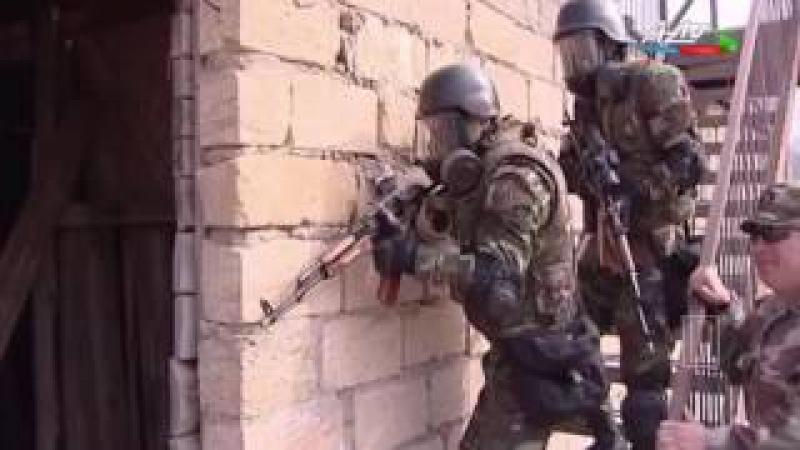 Спецназ Азербайджана Anti terror police MTN 2017