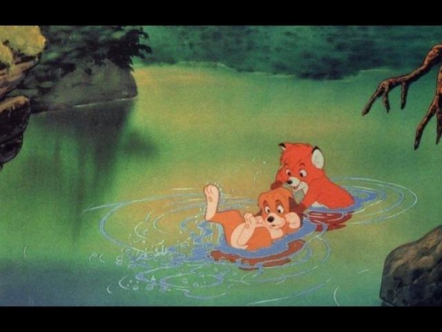 Видео к мультфильму «Лис и пёс» (1981): DVD-трейлер