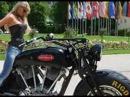 Das größte Serienmotorrad der Welt Weltrekord Gunbus 410