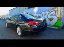 2012 BMW 535 сделали не большой ремонт цены на запчасти и ремонт в США