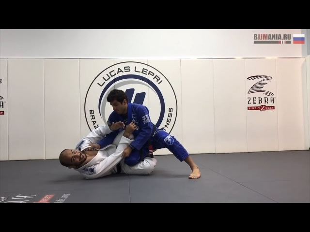 Как делать проход Knee Cut | Лукас Лепри rfr ltkfnm ghj[jl knee cut | kerfc ktghb