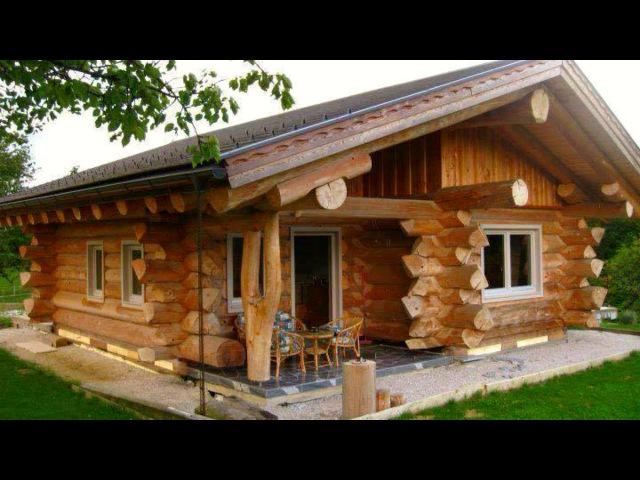 50 WOOD House Design Interior and Exterior Creative Ideas 2016 Part 2
