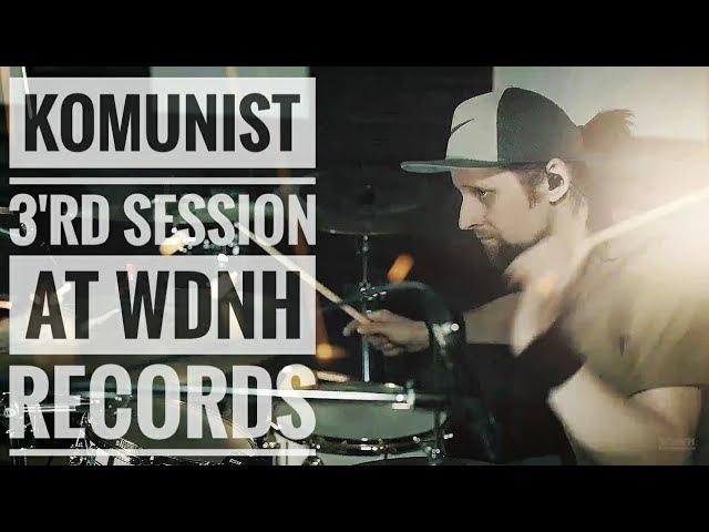 KOMUNIST at WDNH Records