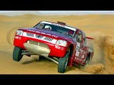 Nissan Pickup Rally Car D22