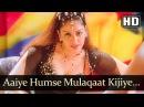 Aaiye Humse Mulaqaat Kijiye HD Ek Rishtaa The Bond Of Love Song Akshay Kumar Naghma Dance