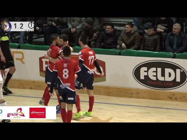 Italy League - Round 21 - Polisportiva Feldi Eboli 2x5 IC Futsal/Imola