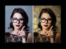 How to create Fairy Light Background in Photoshop