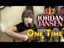 One Time - Justin Bieber - Jordan Jansen (11 Years Old)
