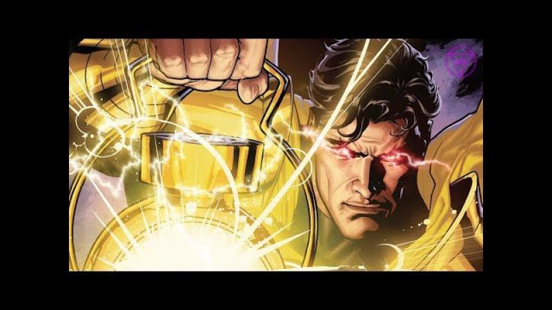 Злой Супермен ПАРАЛЛАКС СУПЕРМЕН против СИНЕСТРО Битва за Квард DC Comics Финал