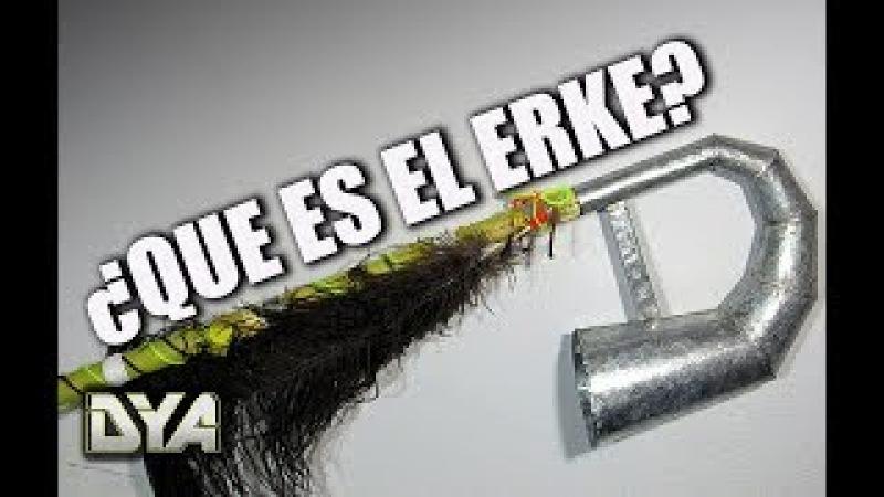 ¿QUE ES EL ERKE? Instrumentos latinoamericanos