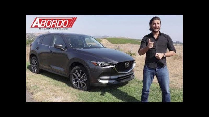 Mazda CX 5 2017 Prueba A Bordo Completa