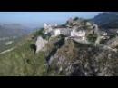 Guadalest, Alicante (a vista de dron)