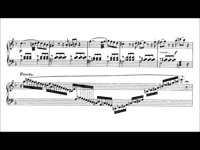 Wolfgang Amadeus Mozart K 397 Fantasia in D minor