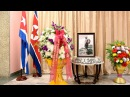 Memorial Service for Fidel Castro Ruz Held on 1st Anniversary of His Demise